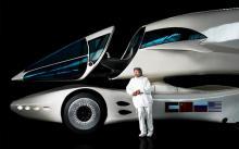 Великие дизайнеры: Луиджи Колани - виртуоз аэродинамики - Колани