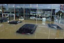 Немецкие автодилеры подсчитывают ущерб от наводнения