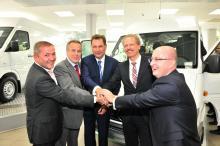 ГАЗ начал выпускать Mercedes-Benz Sprinter - Mercedes-benz