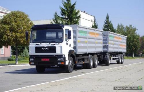 В Украине введут автоматический весовой контроль грузовиков