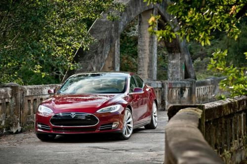 На Tesla Model S зафиксировали пробег почти в 1 млн. км