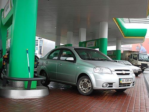 Цена бензина может достичь 37 грн./л