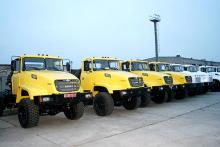 В Украине выросло производство грузовиков