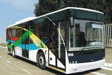 Электроавтобус «Богдан» будут испытывать в Польше