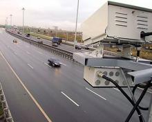 Где в первую очередь могут поставить камеры автоматической фиксации. Карта самых аварийных мест Киева