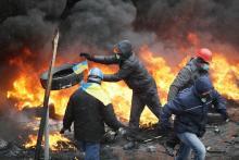 В Киеве стало опасно заниматься шинным бизнесом