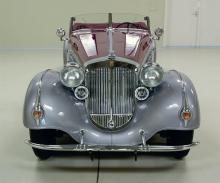 Из гаража Януковича пропал самый ценный автомобиль за $2000000 - Horch