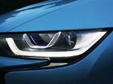 Лазерные фары BMW Laser Light станут серийными