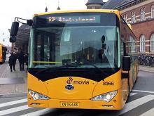 Электроавтобус BYD eBus преодолел 325 км без подзарядки