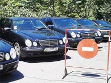 В Украине запатентован новый дизайн номерных знаков - номер
