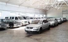 Кабмин так и не смог распродать весь свой гараж на аукционах - аукцион