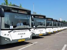 ЛиАЗ поставил в Подмосковье 150 автобусов