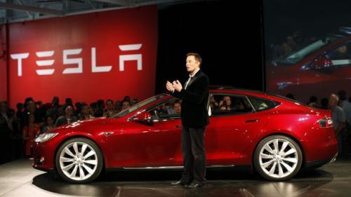 Tesla будет продавать авто за криптовалюту
