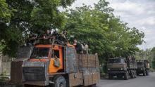 На какой технике воюют боевики и украинская армия - УРАЛ