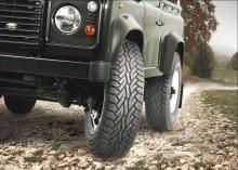 Continental представил 15 новых моделей летних шин для внедорожников