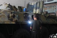 Шепетовский ремонтный завод восстанавливает ракетно-артиллерийское вооружение