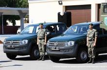Пограничники начали получать бронированную автотехнику - броне