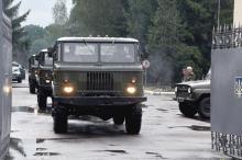 Украинская армия выбирает замену ГАЗ-66. Фото