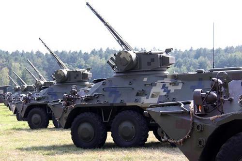 Стало известно сколько новой военной техники получат ВСУ в 2021 году