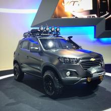 GM-АвтоВАЗ приостановил строительство нового завода для производства Chevrolet Niva
