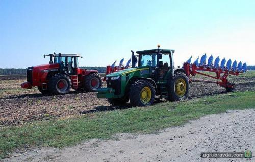 Рынок сельхозтехники в Украине в 2020 году может сократиться на 40%