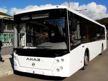 Обновленный автобус ЛИАЗ 5292 назвали лучшим в России