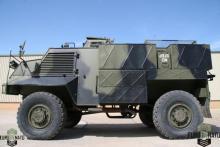 Украине готовы недорого продать 50 британских бронеавтомобилей Saxon - броне