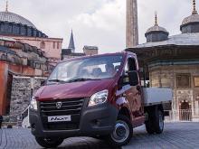 В Турции стартовало производство ГАЗель NEXT - ГАЗель