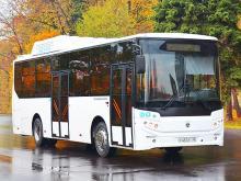 КАВЗ начал выпускать автобусы Евро-5