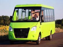 """В Украине создали собственный автобус на шасси """"ГАЗель Next"""""""