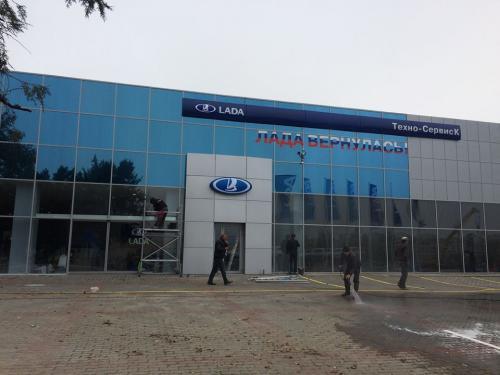 Стало известно сколько автомобильных дилеров работает в Крыму