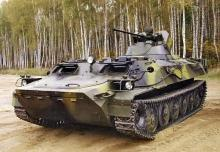 В Харькове возобновят производство тягачей МТ-ЛБ - МТ-ЛБ