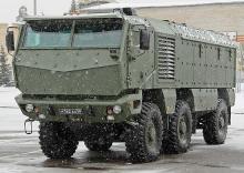 """Армия России уже получила 70 новейших бронеавтомобилей """"Тайфун-К"""" и испытывает замену МЗКТ"""