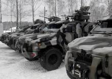 КрАЗ начал поставлять модернизированные Спартан. Фото - КрАЗ