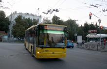 """""""Богдан Моторс"""" поставит в Киев 66 новых троллейбусов"""