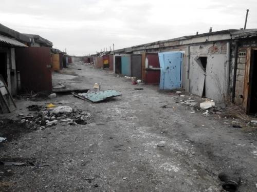 В Киеве задумали массово сносить старые гаражные кооперативы