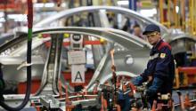 В США взорвался сборочный завод GM - GM