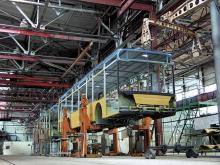 ЛАЗ подписал контракт на поставку 289 автобусов на экспорт