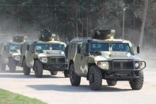 В Белоруссии начали выпускать собственные бронеавтомобили - Тигр