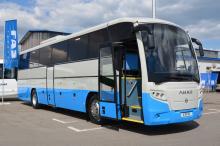 ЛИАЗ представил новые модели автобусов