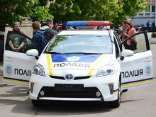 На улицах Киева увеличится количество патрульных авто