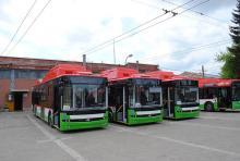 Богдан продолжает поставки троллейбусов в Польшу