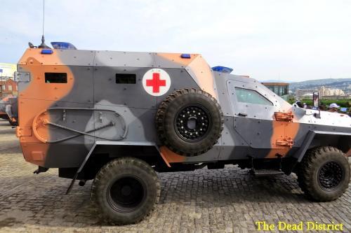 Грузия создала собственное производство армейской техники.