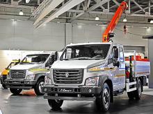 Стартовало серийное производство ГАЗон NEXT на сжатом природном газе - ГАЗ