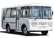 Автобусы ПАЗ 3205 наконец-то подвергли рестайлингу