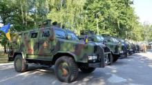 """Как показал себя бронеавтомобиль """"Козак-2"""" на передовой"""