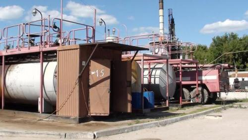В Украине демонтировали 151 незаконную АЗС