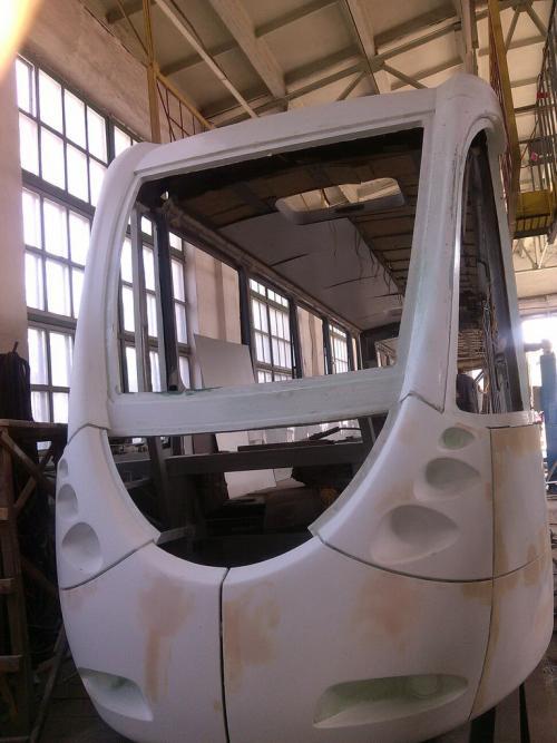 В Виннице разрабатывают собственную модель трамвая, фото-1