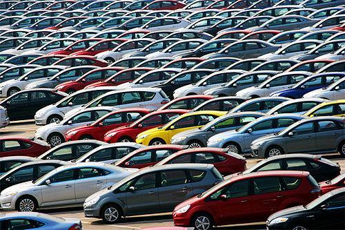 Каждый 7-й автомобиль в Украине – немецкий - авторынок