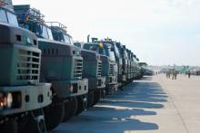 За 2 года войны Минобороны закупило у КрАЗа всего 641 грузовик - КрАЗ